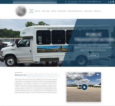 Transit Website
